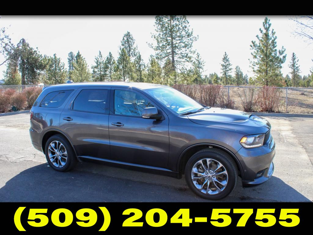 Pre-Owned 2019 Dodge Durango R/T Hemi Fully loaded