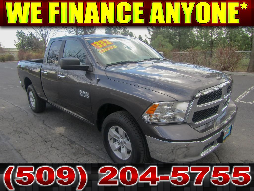 Pre-Owned 2018 Ram 1500 SLT Crew cab 4x4 Truck