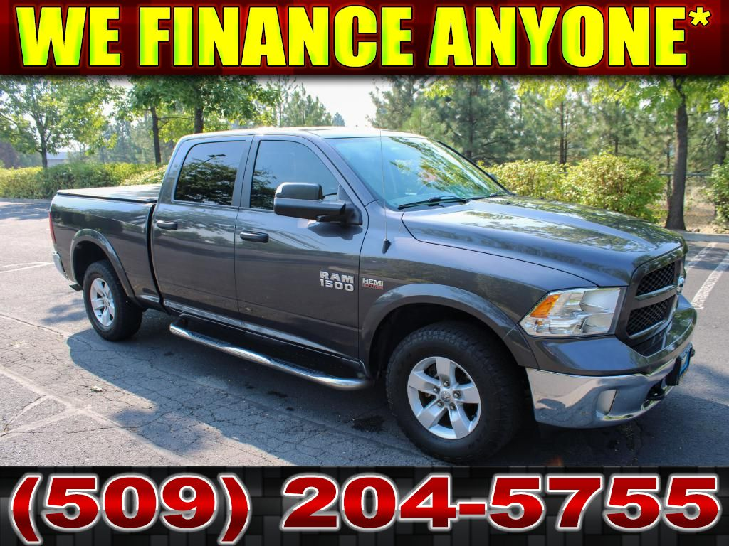 Pre-Owned 2015 Ram 1500 Outdoorsman 5.7L V8 4x4 Truck