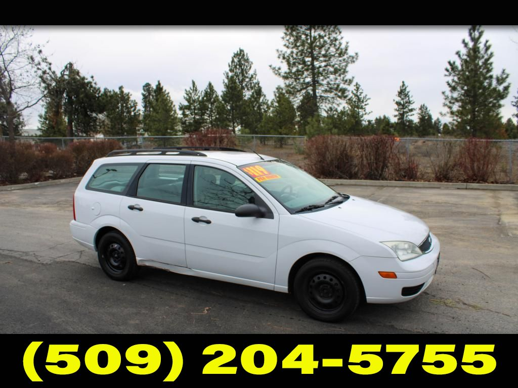 Pre-Owned 2005 Ford Focus SE 2.0L FWD Station Wagon
