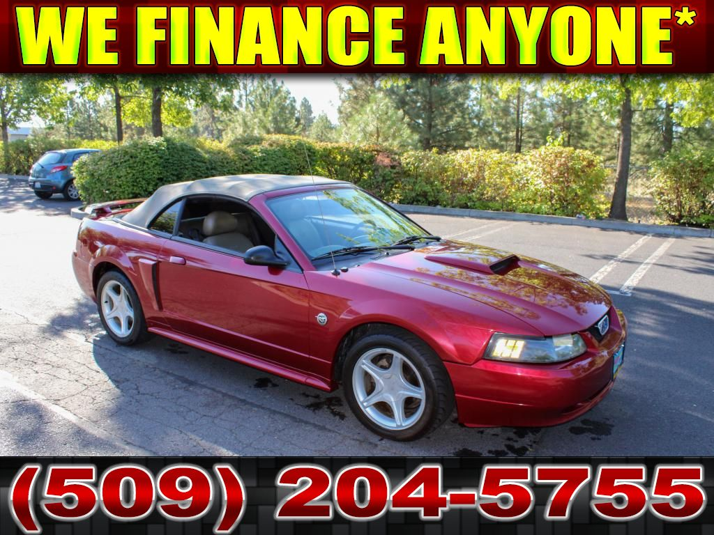 Pre-Owned 2004 Ford Mustang GT Premium 4.6L V8 Sportscar Coupe