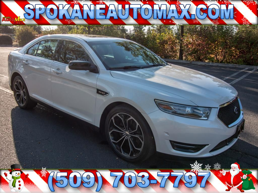 Pre owned 2014 ford taurus sho 3 5l v6 ecoboost all wheel drive