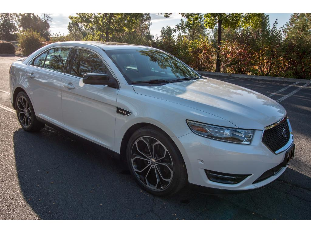 Pre-Owned 2014 Ford Taurus SHO 3.5L V6 EcoBoost All Wheel Drive 4dr ...