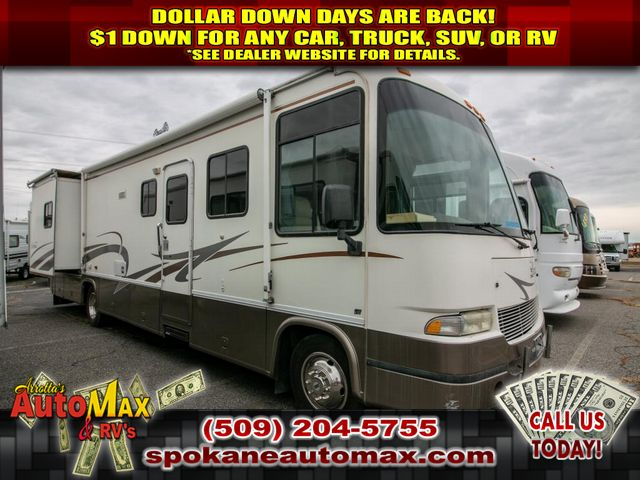 Pre-Owned 2001 GEORGIE BOY LANDAU 3502DS