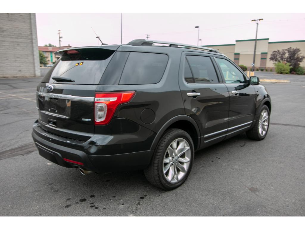 Pre owned 2015 ford explorer limited 4x4 3 5l v6 suv