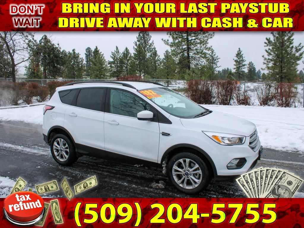 Pre-Owned 2018 Ford Escape SE 1.5L 4x4 SUV