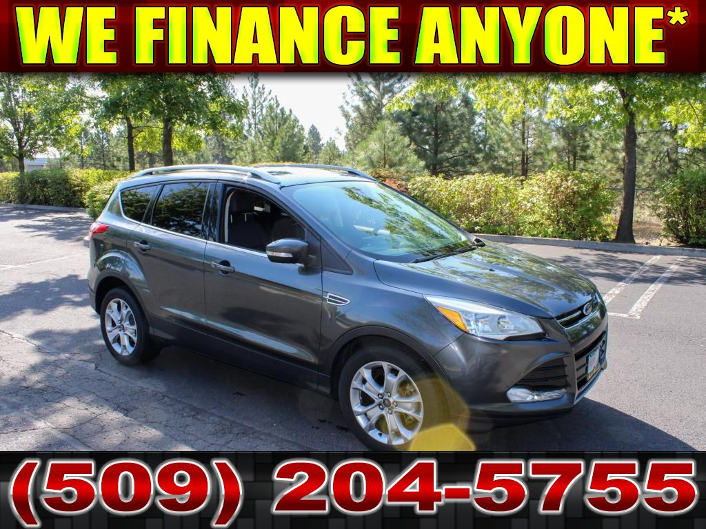 Pre-Owned 2016 Ford Escape Titanium 2.0L All Wheel Drive SUV