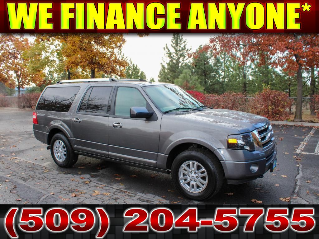 Pre-Owned 2014 Ford Expedition EL Limited 5.4 V8 4x4 SUV