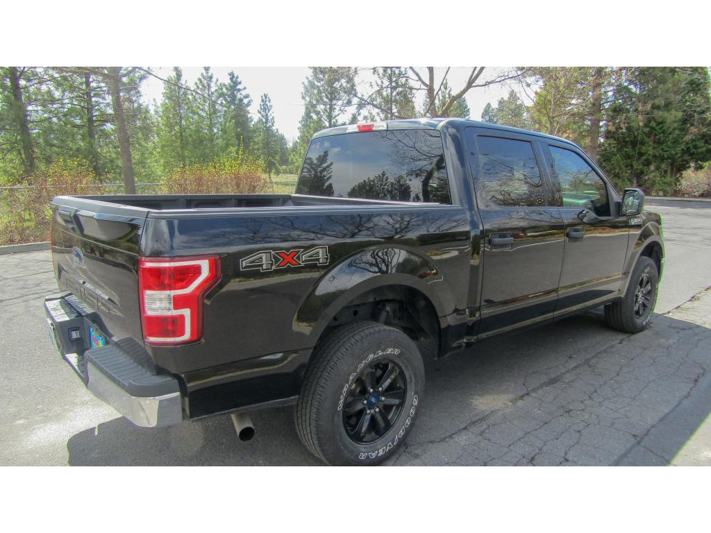 Pre Owned 2018 Ford F 150 Xlt 5 0l V8 4x4 Truck