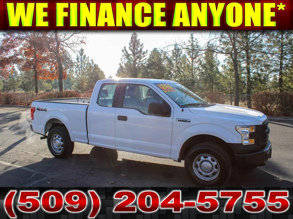 Pre-Owned 2015 Ford F-150 XLT 4x4 truck