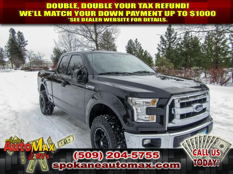 Pre-Owned 2015 Ford F-150 XLT 5.0L V8 4x4 Truck