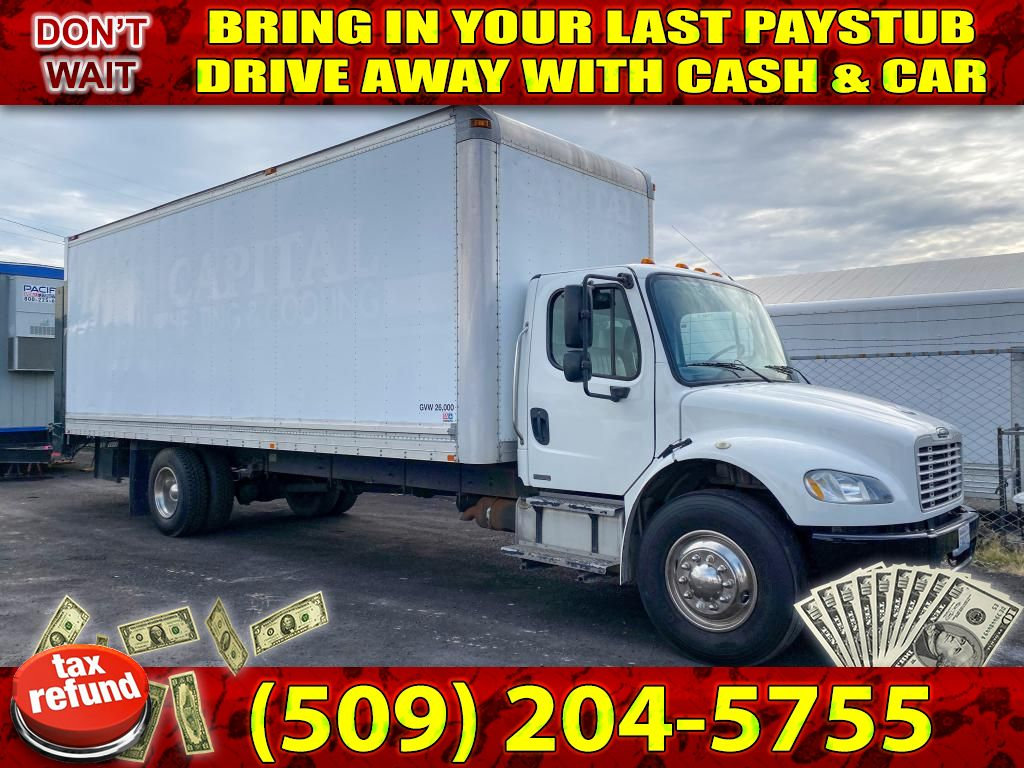 Pre-Owned 2006 Freightliner M2 106 Medium Duty 24FT BOX TRUCK
