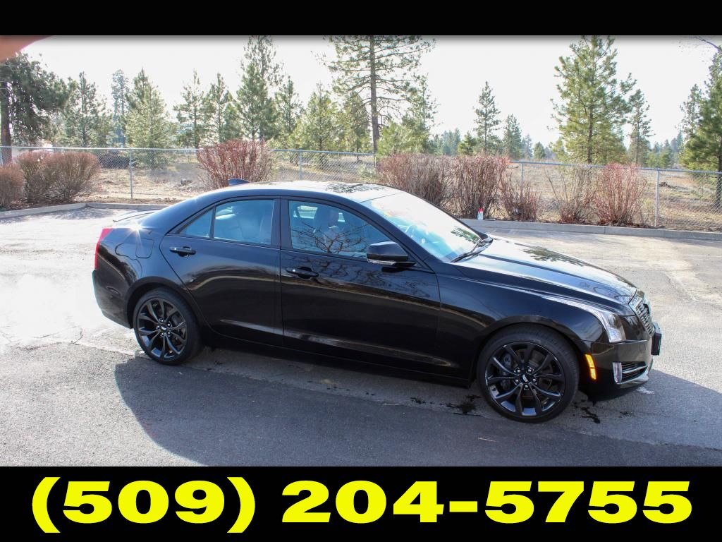 Pre-Owned 2015 Cadillac ATS Performance AWD 2.0L Sedan