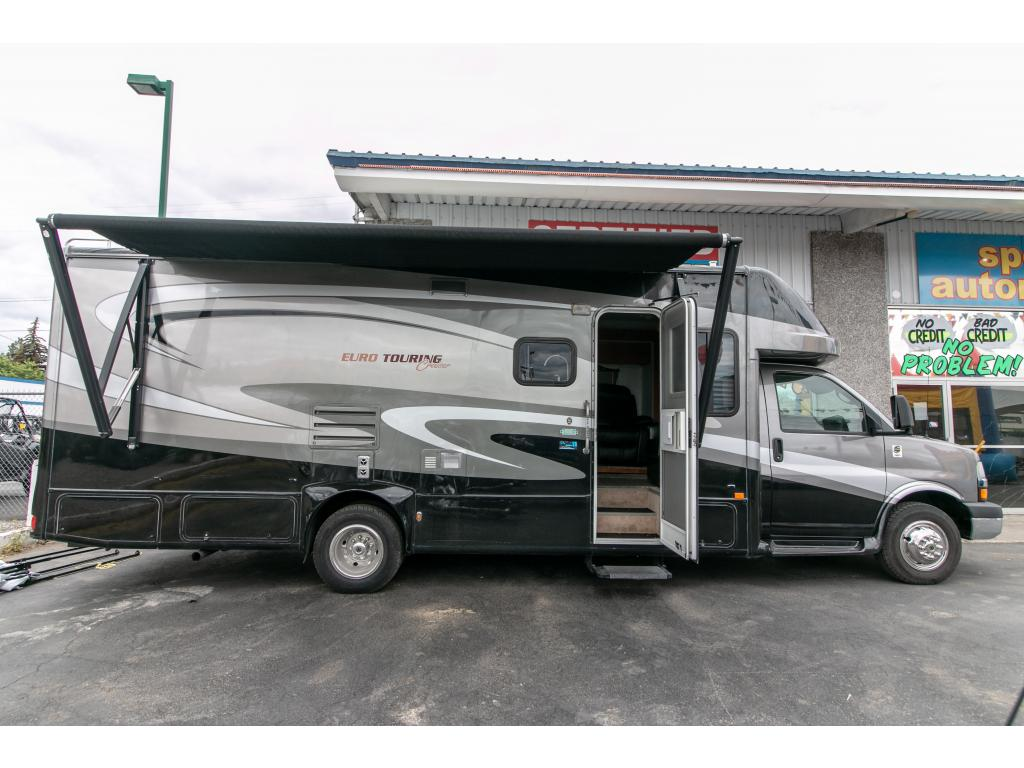 Pre Owned 2007 Gulf Stream Touring Class B Euro Touring