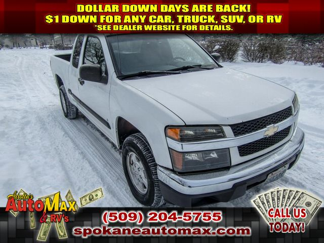 Pre-Owned 2007 Chevrolet Colorado LT W/1LT 3.7L Rear Wheel Drive Pickup