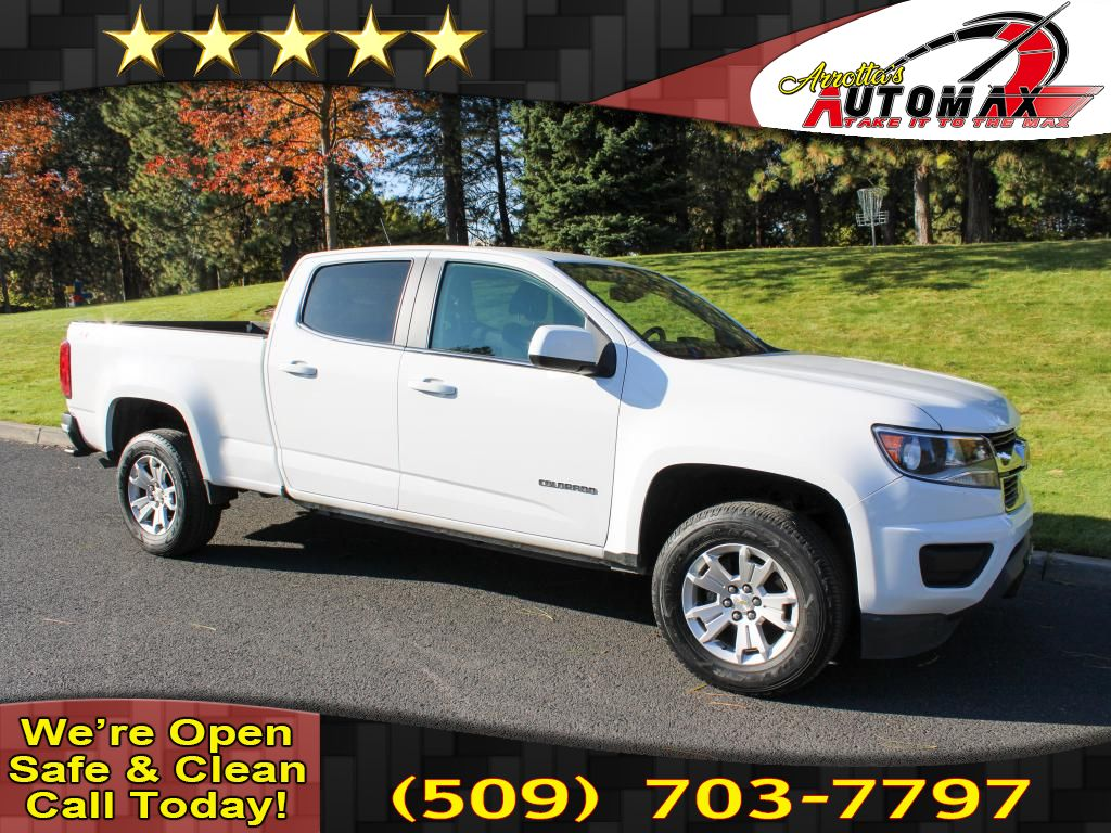 Pre-Owned 2016 Chevrolet Colorado LT 3.6L V6 4x4 Pickup Truck