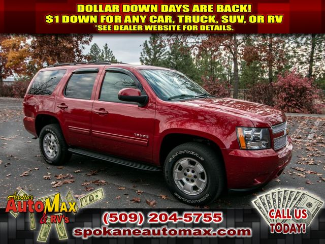 Pre-Owned 2012 Chevrolet Tahoe LS 5.3L V8 4x4 SUV