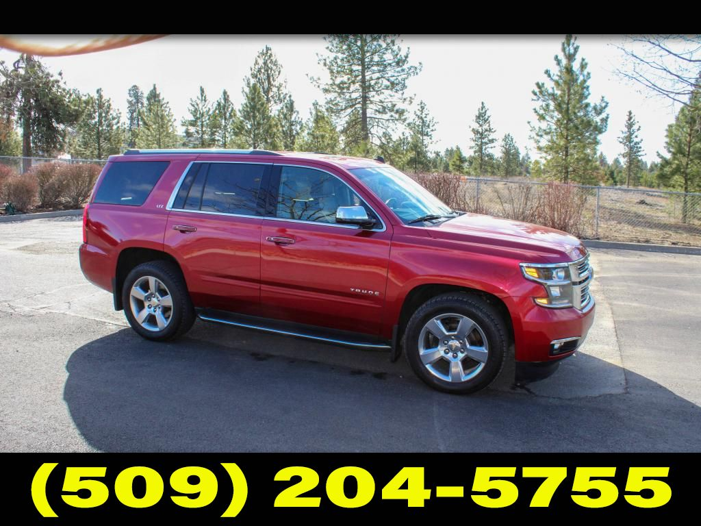 Pre-Owned 2015 Chevrolet Tahoe LTZ 4x4 Every Option possible