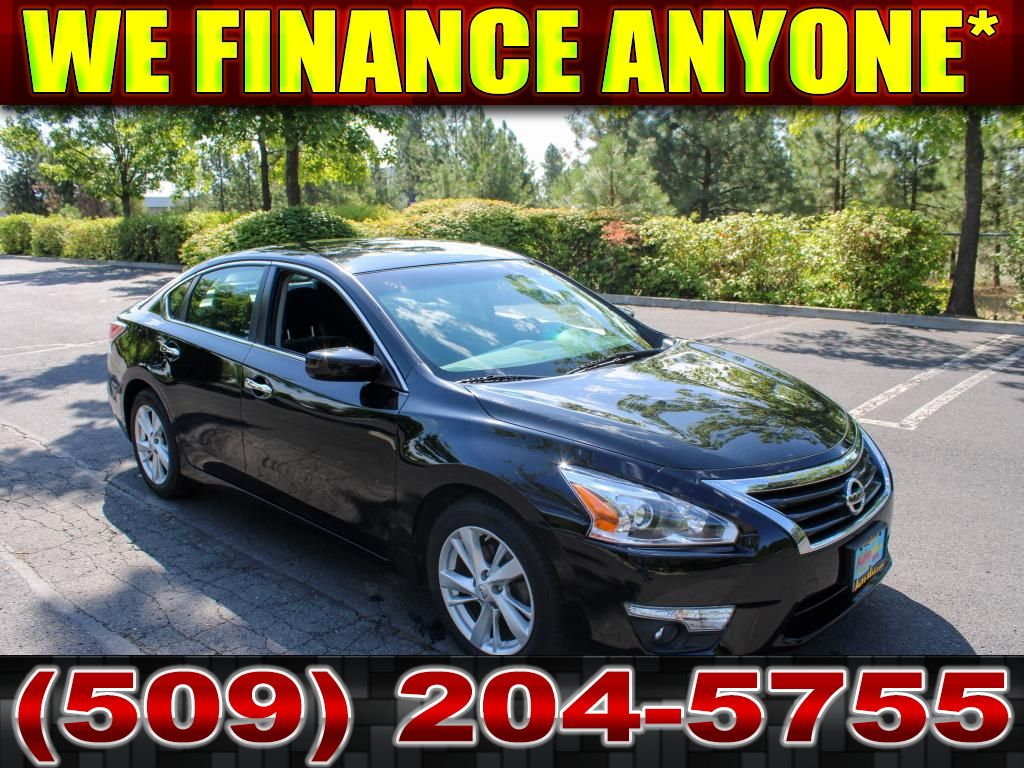Pre-Owned 2015 Nissan Altima SV 2.5L Front Wheel Drive Sedan