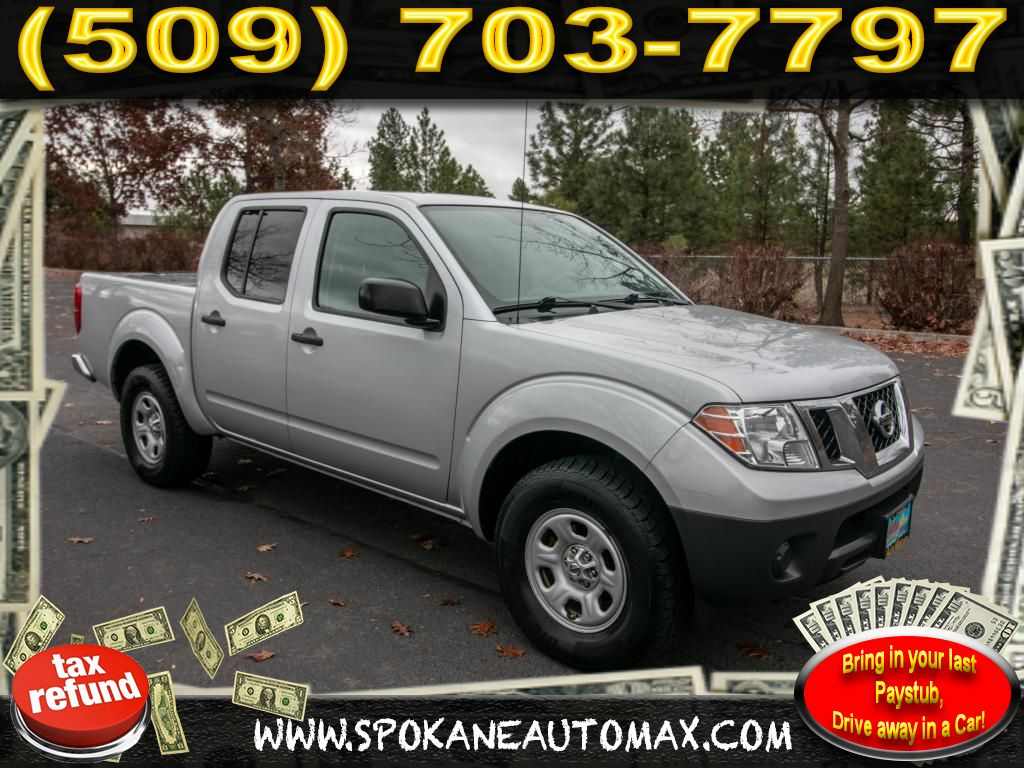 Pre Owned 2016 Nissan Frontier Pro 4x 4 0l V6 4x4 Truck