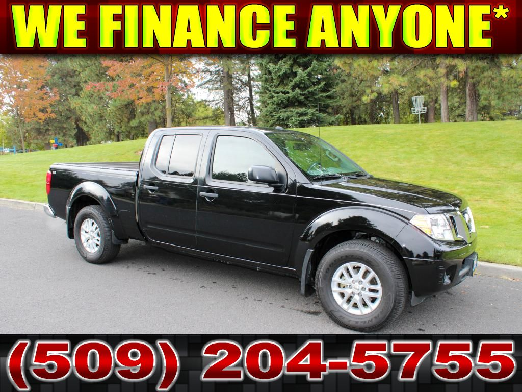 Pre-Owned 2015 Nissan Frontier SV 4.0L V6 4x4 Pickup Truck