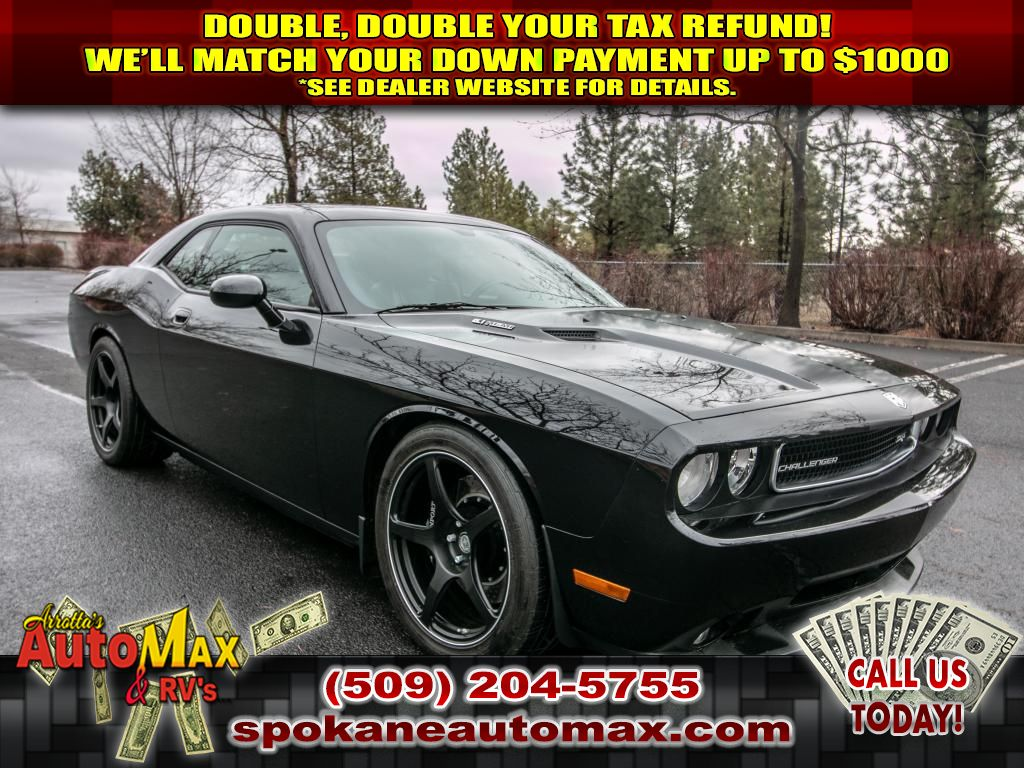 Pre-Owned 2010 Dodge Challenger SRT8 6.1L V8 HEMI Muscle Car