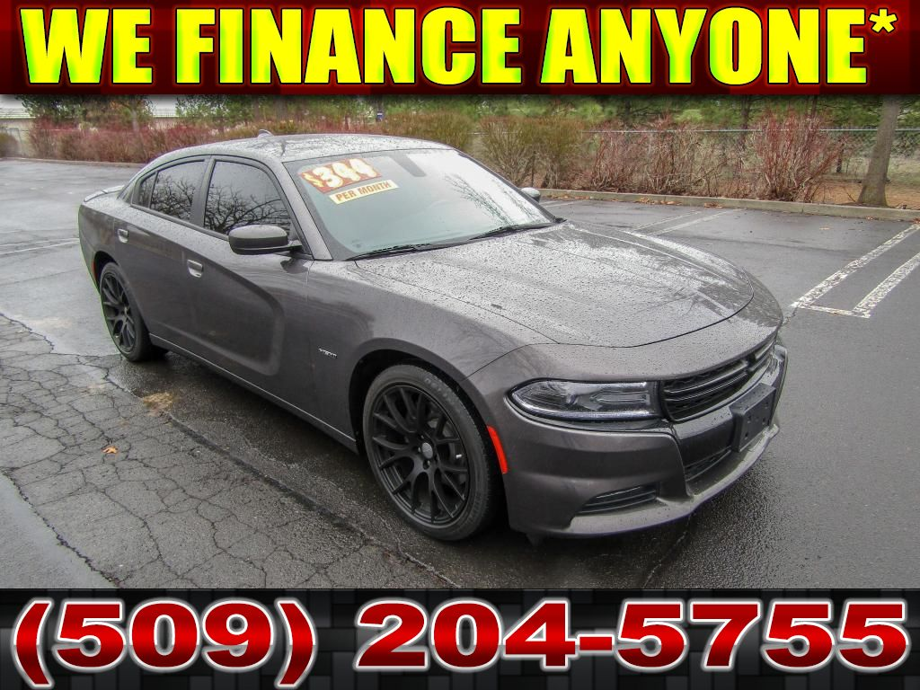 Pre Owned 2015 Dodge Charger Rt 5 7l V8 Rwd Muscle Car 4dr Sdn Rwd
