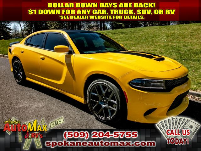Pre Owned 2017 Dodge Charger Daytona 340 5 7l V8