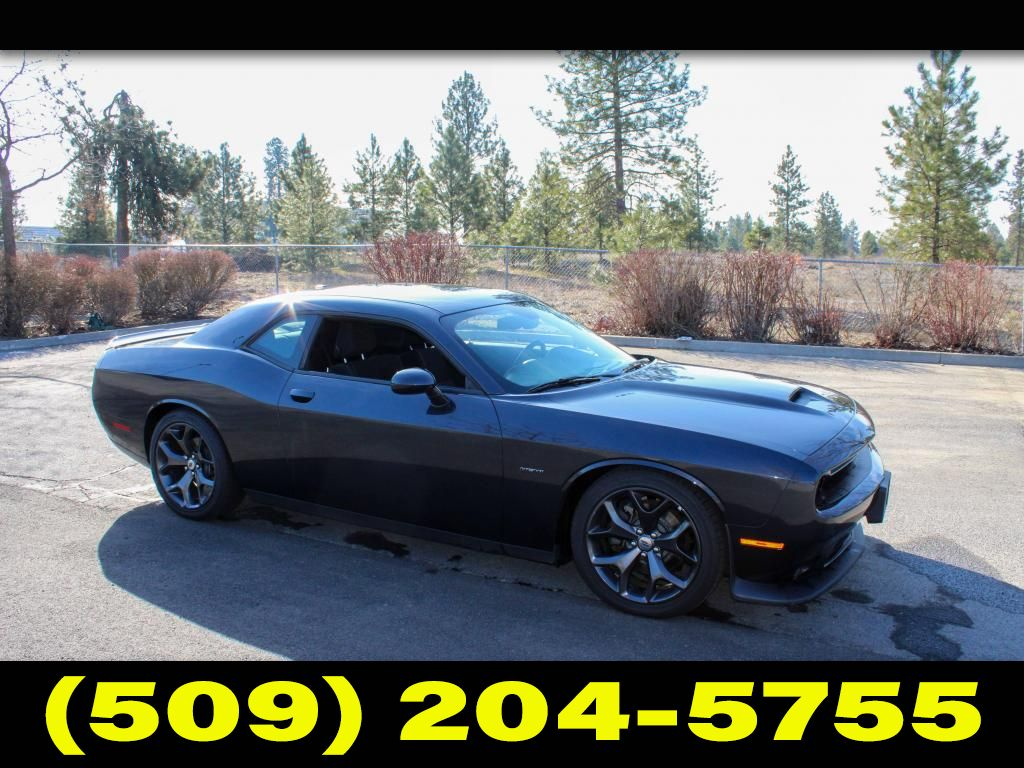 Pre-Owned 2019 Dodge Challenger R/T 5.7L V8 Muscle Car