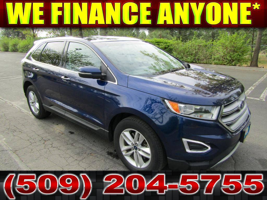 Pre-Owned 2016 Ford Edge SEL 3.5L V6 All Wheel Drive SUV