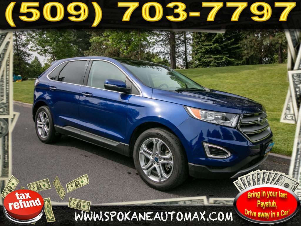 Preowned 2015 Ford Edge Titanium All Wheel Drive Suv 4dr Awd In. Preowned 2015 Ford Edge Titanium All Wheel Drive Suv. Ford. 2008 Ford Edge Ac Duct Schematic At Scoala.co