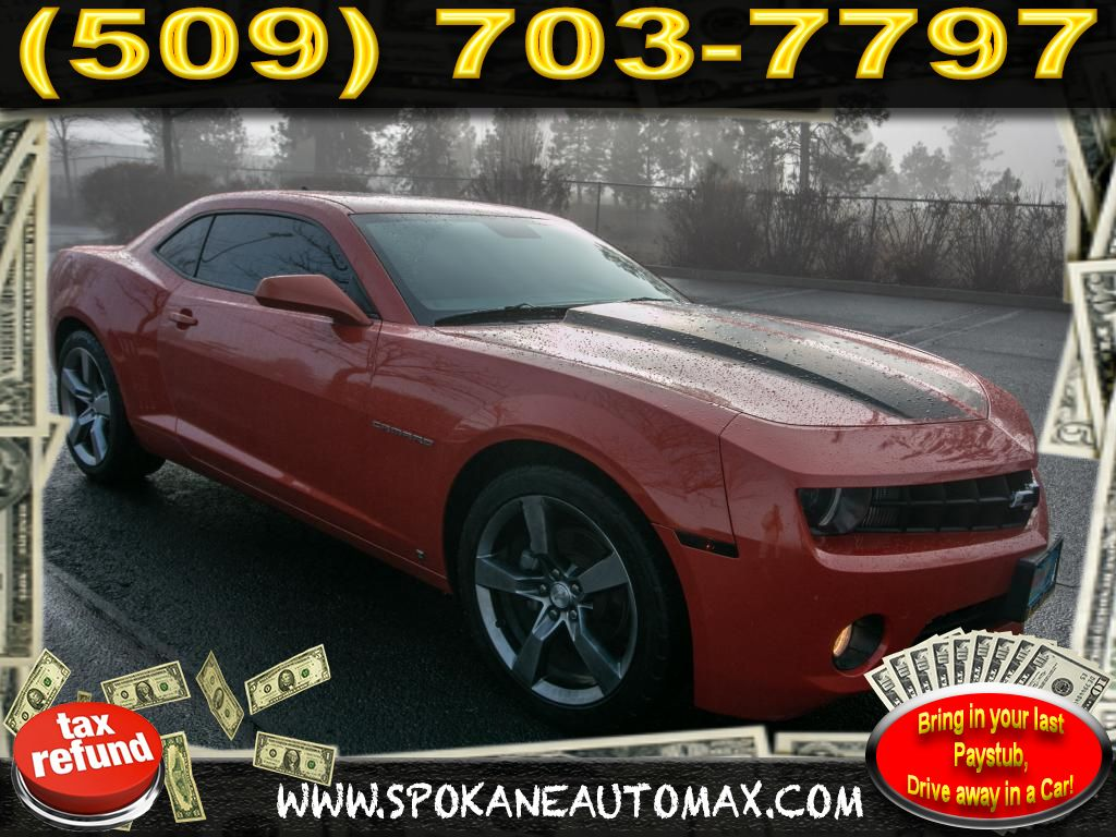 Pre-Owned 2010 Chevrolet Camaro 2LT 3.6L V6 Manual Sports Car Coupe