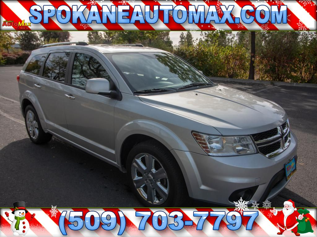 Pre-Owned 2011 Dodge Journey R/T 3.6L V6 All Wheel Drive SUV