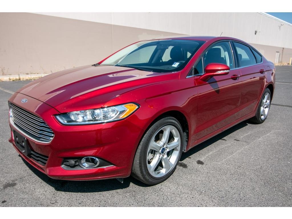 pre owned 2016 ford fusion se 4x4 ecoboost 2 0l all wheel drive sedan 4dr sdn awd in spokane. Black Bedroom Furniture Sets. Home Design Ideas