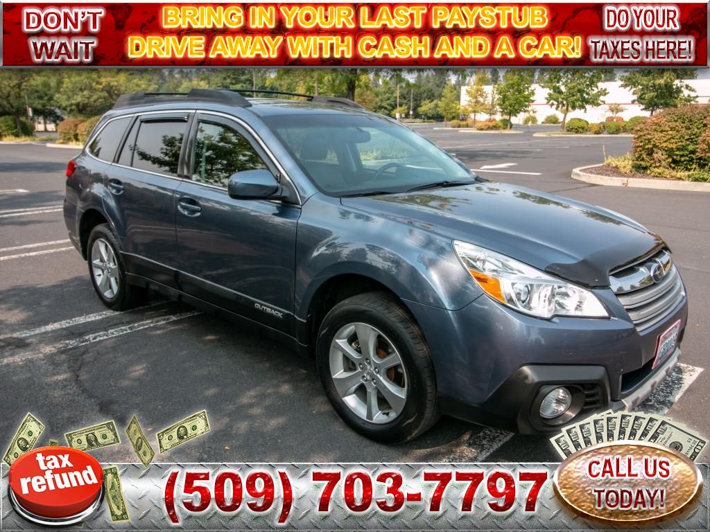 Pre-Owned 2014 Subaru Outback 2.5i Limited 2.5l All Wheel Drive SUV