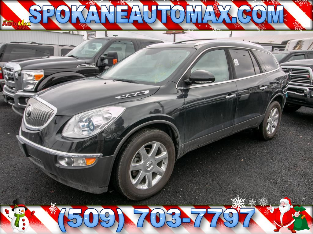 Suv Awd Pre Owned 2008 Buick Enclave 1 2 Ton Luxury Cxl 3 6l V6
