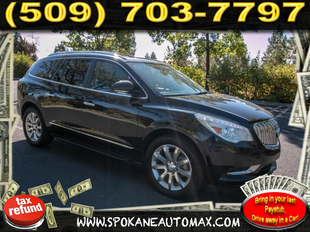 Pre Owned 2017 Buick Enclave Premium 3 6l V6 All Wheel Drive Suv