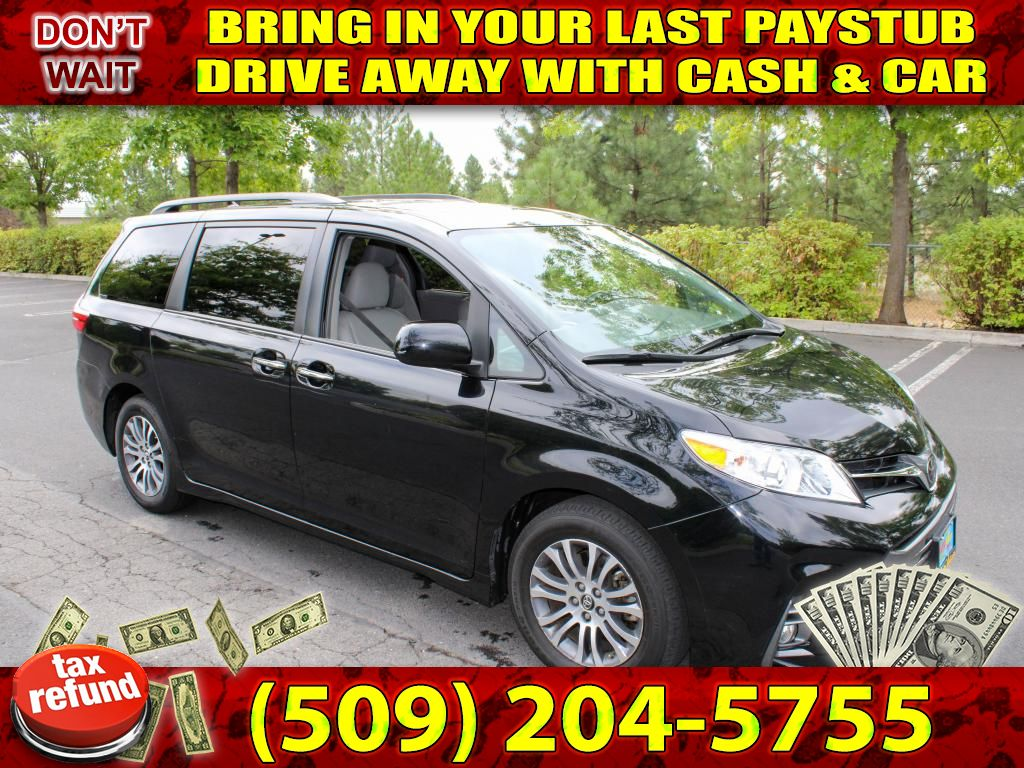 Pre-Owned 2018 Toyota Sienna Limited LEATHER LOADED 1 OWNER