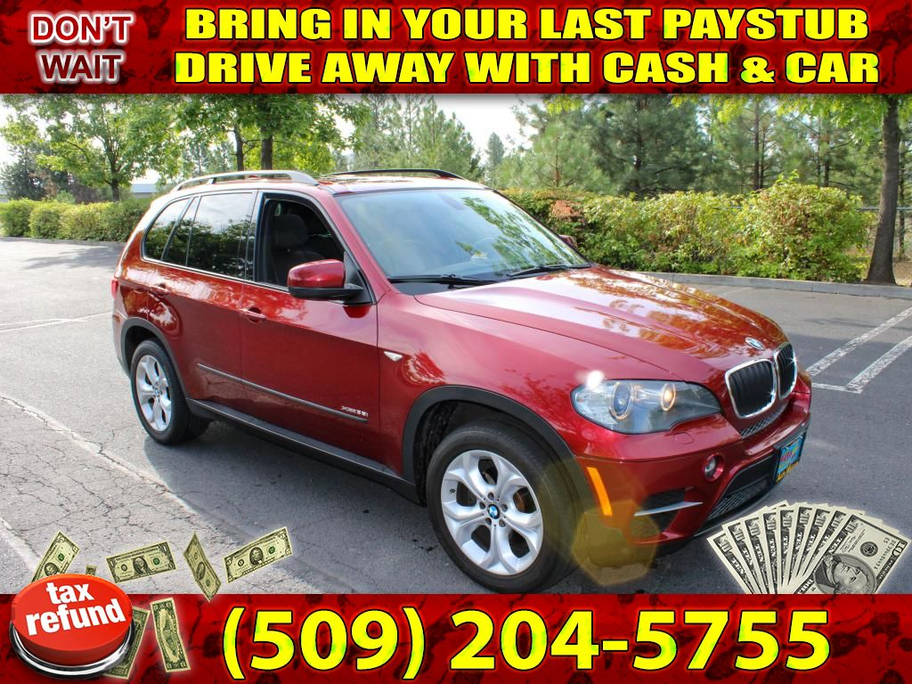 Pre-Owned 2011 BMW X5 35i Sport Activity 3.0L AWD SUV