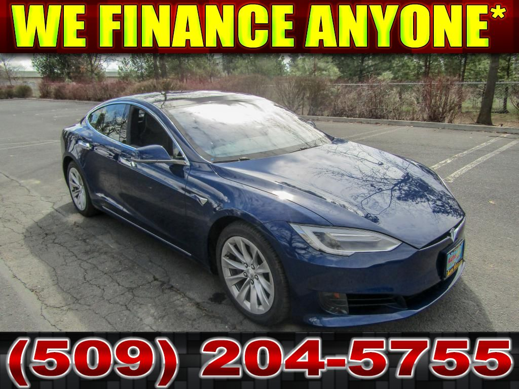 Pre Owned Tesla >> 2017 Tesla Model S 60 Awd