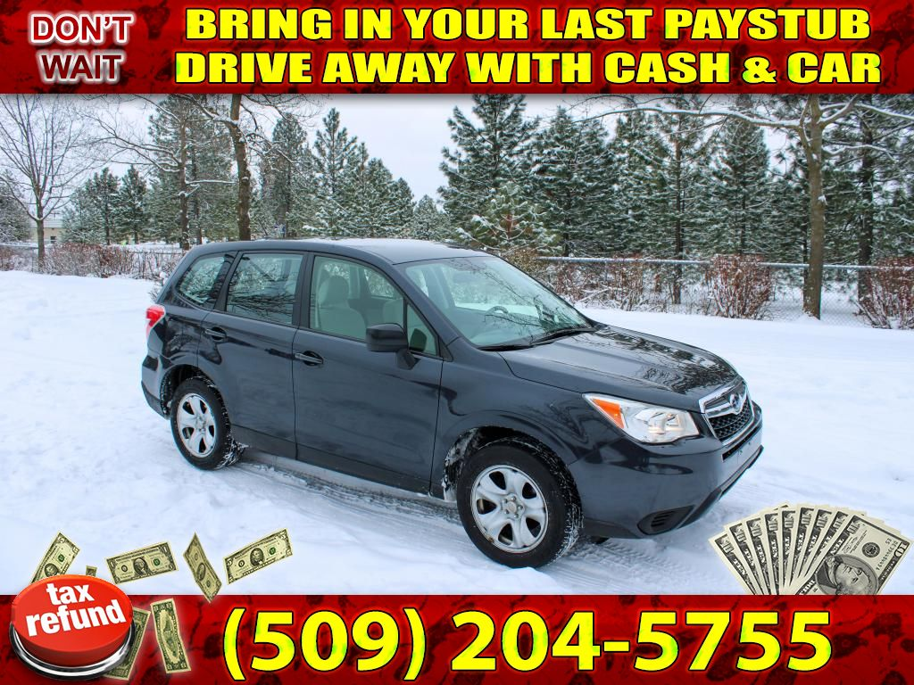 Pre-Owned 2014 Subaru Forester 2.5i 2.5L AWD SUV