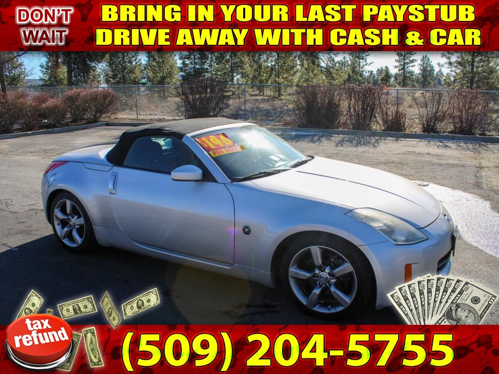 Pre-Owned 2006 Nissan 350Z Enthusiast