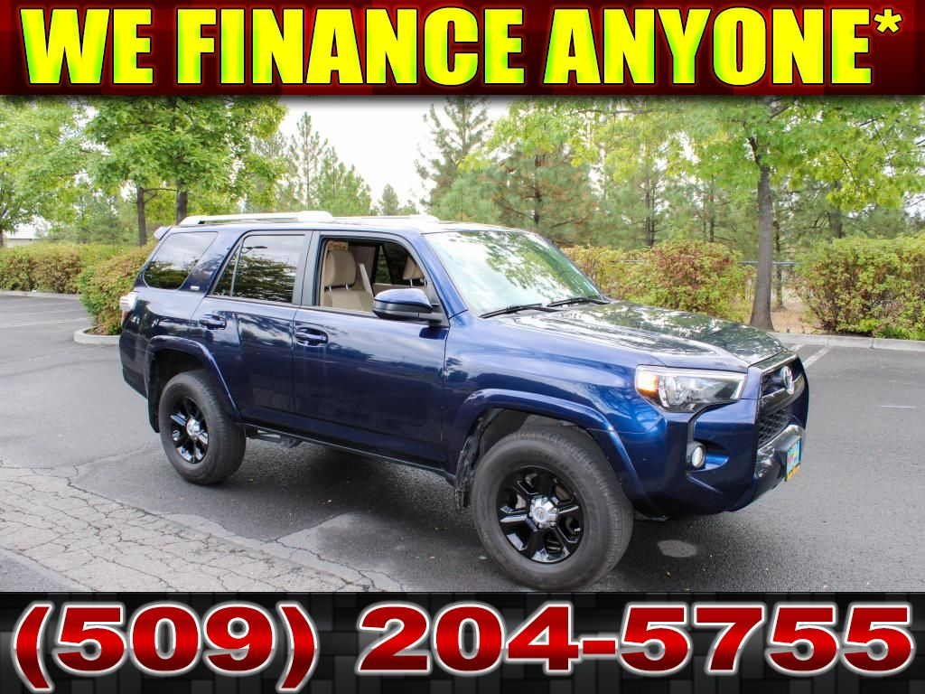 Pre-Owned 2017 Toyota 4Runner Limited 4.0L V6 4x4 SUV