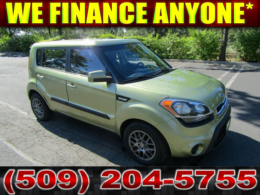 Pre-Owned 2012 Kia Soul 1.6L Front Wheel Drive Wagon