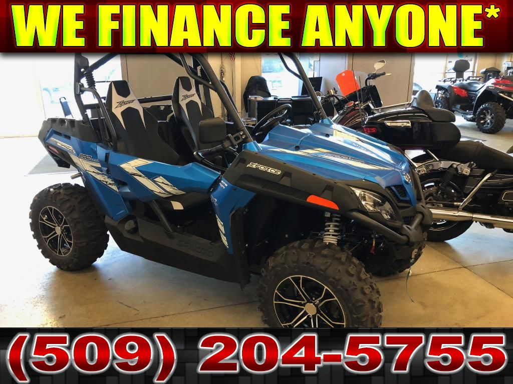 2019 CFMOTO 2 FORCE 800 TRAIL 800 TRAIL ATV ATV