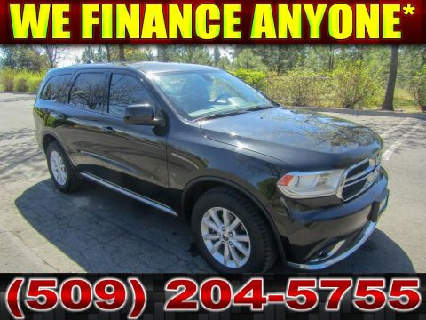 Pre-Owned 2014 Dodge Durango SXT 3rd Row All Wheel Drive SUV