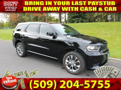 Pre-Owned 2019 Dodge Durango GT Plus 3.6L V6 AWD SUV