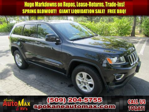 Pre-Owned 2014 Jeep Grand Cherokee Laredo 3.6L V6 4x4 SUV