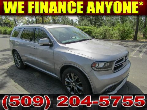 Pre-Owned 2014 Dodge Durango R/T Hemi All Wheel Drive Fully loaded