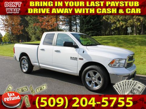 Pre-Owned 2016 Ram 1500 SLT 5.7L V8 4x4 1st time buyer Truck